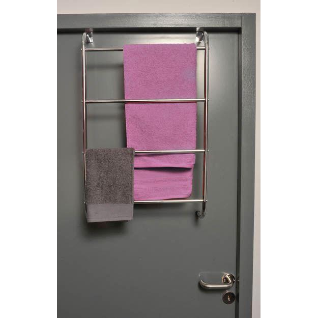 porte serviette de porte