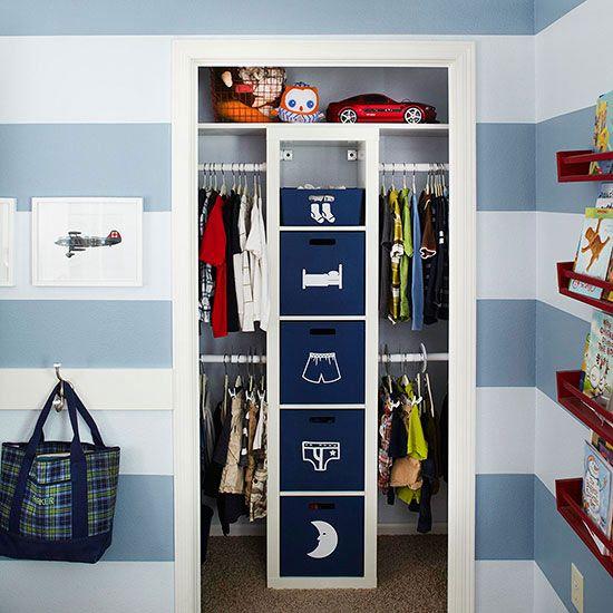 rangement armoire chambre