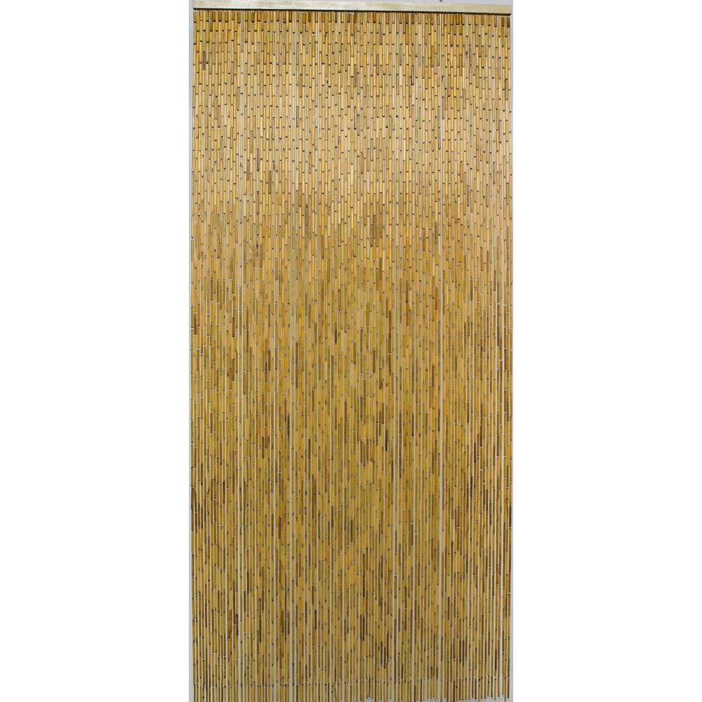 rideau bambou