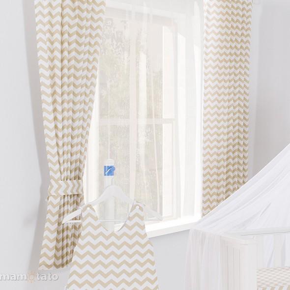 rideau chambre bébé