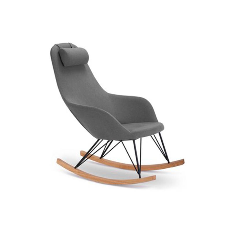rocking chair moderne