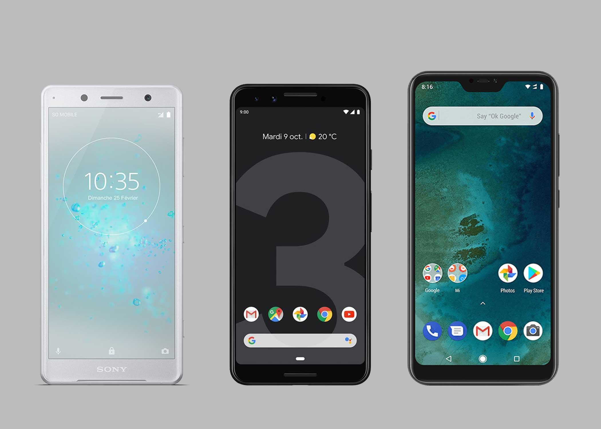 smartphone petite taille
