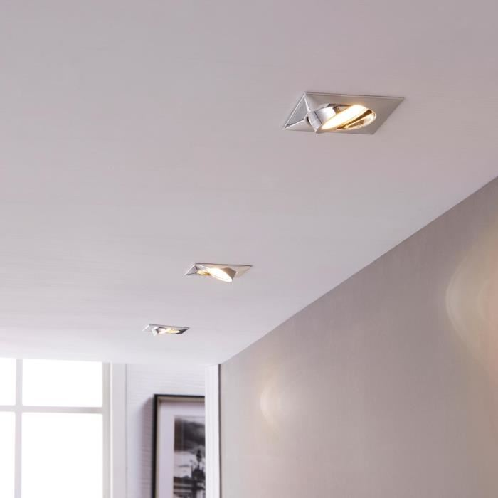 spot encastrable plafond