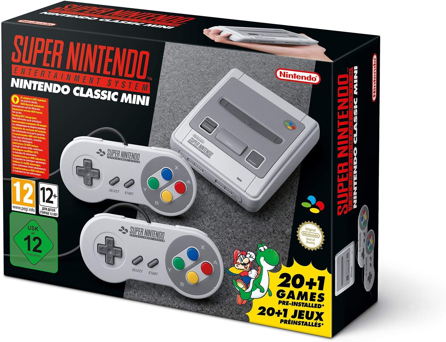 supernes mini