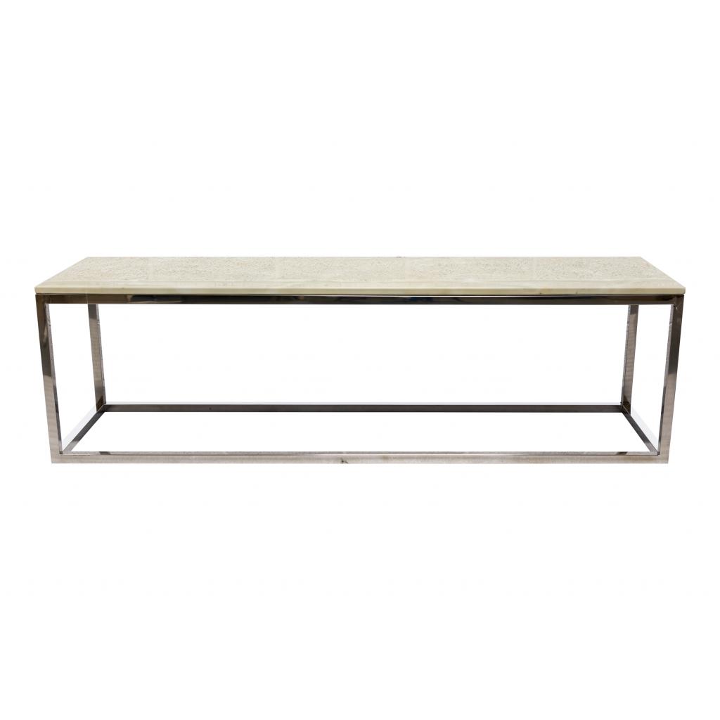 table basse longue