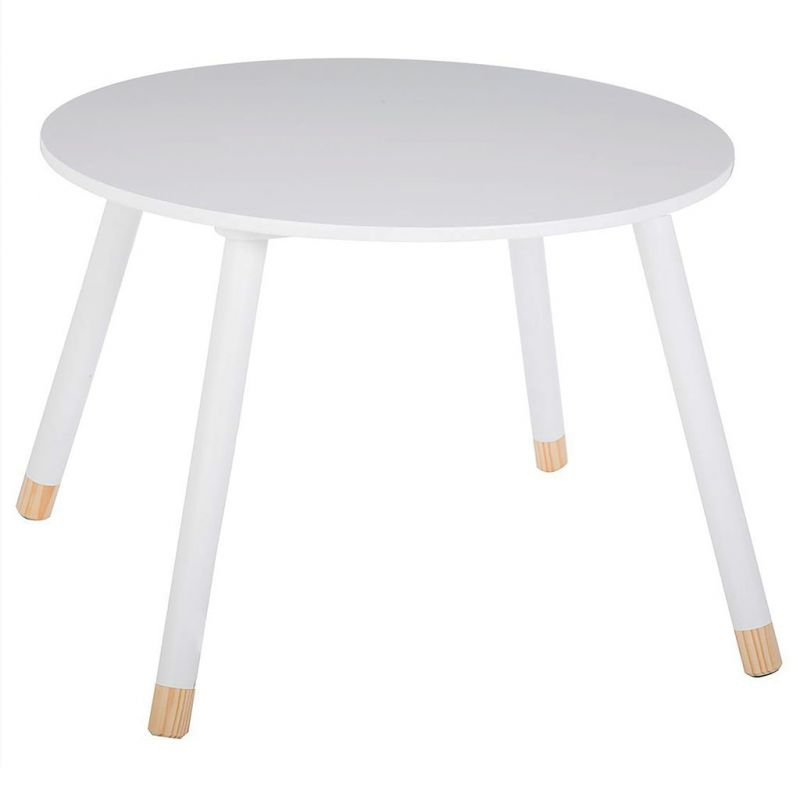table enfant blanche