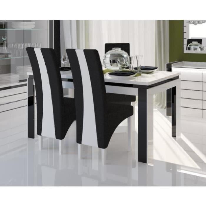 table et 6 chaises