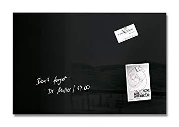 tableau magnétique noir