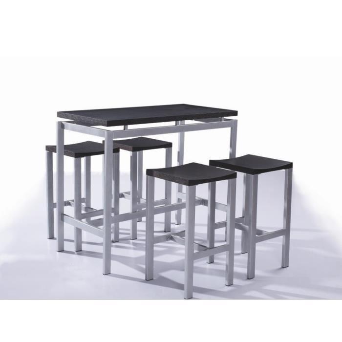 tabouret table haute