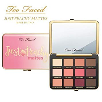too faced peaches and cream