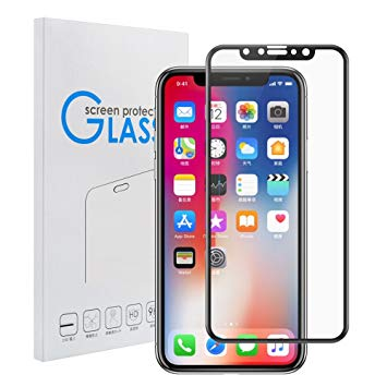 verre trempé iphone x
