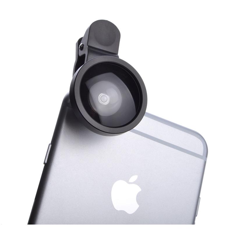 fisheye smartphone