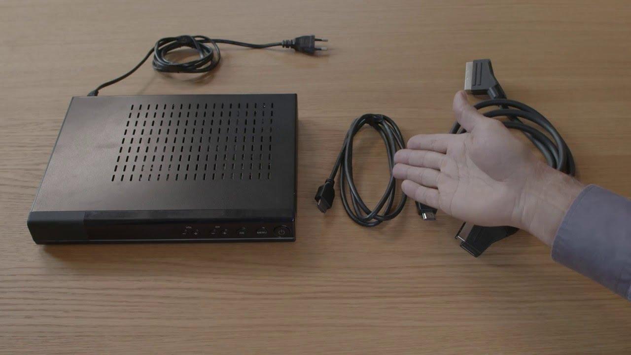 branchement decodeur tnt sans prise antenne